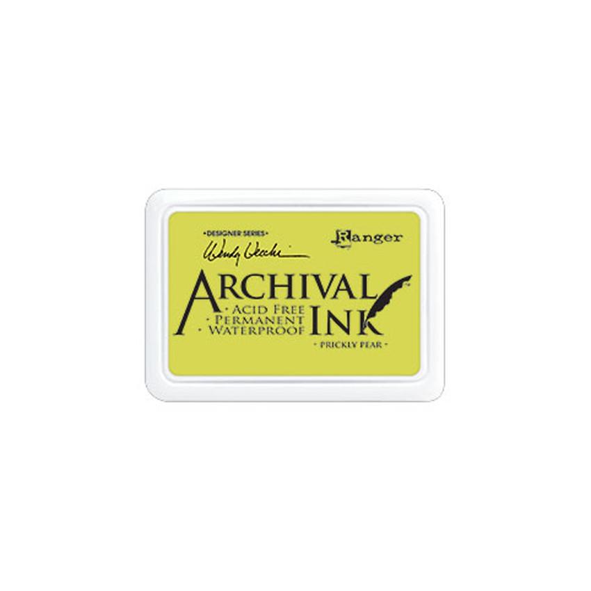 Encre Archival PRICKLY PEAR par Ranger. Scrapbooking et loisirs créatifs. Livraison rapide et cadeau dans chaque commande.