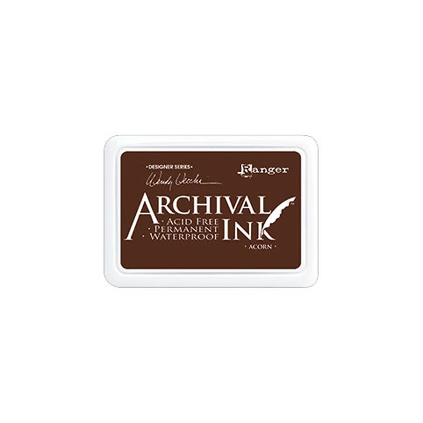 Encre Archival ACORN par Ranger. Scrapbooking et loisirs créatifs. Livraison rapide et cadeau dans chaque commande.