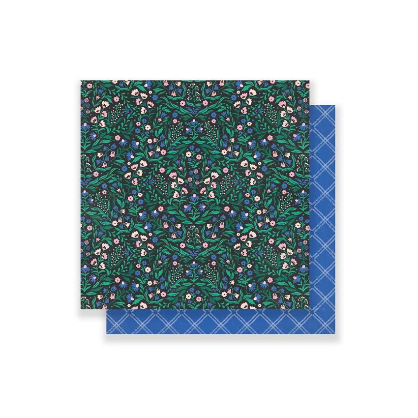PROMO de -50% sur Papier imprimé Flourish EMMA Crate Paper