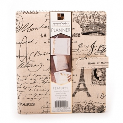 Planner Moment Maker TISSUS PARIS