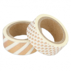 Set de 2 masking tape SECRET GARDEN