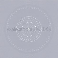 PROMO de -30% sur Papier calque imprimé COMPASS Alexandra Renke