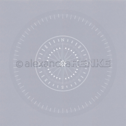 PROMO de -40% sur Papier calque imprimé COMPASS Alexandra Renke
