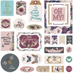 Die-cuts GYPSY ROSE