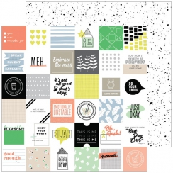 PROMO de -30% sur Papier imprimé A Case of the Blahs MESSY Pinkfresh Studio
