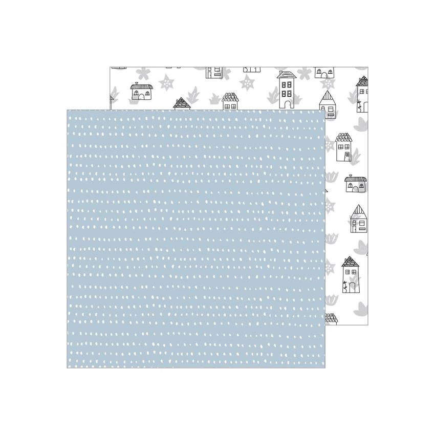 Papier imprimé A Case of the Blahs OOPS