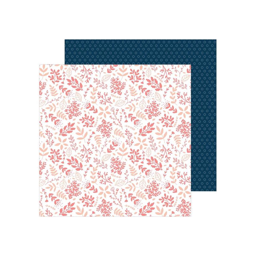 Papier imprimé Be You BRAVE par Pinkfresh Studio. Scrapbooking et loisirs créatifs. Livraison rapide et cadeau dans chaque co...