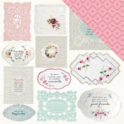 PROMO de -30% sur Papier imprimé Miss Betty HANDKERCHIEF Kaisercraft