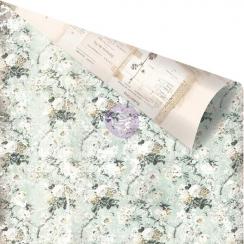 Papier imprimé Vintage Floral MISTY FIELDS par Prima Marketing. Scrapbooking et loisirs créatifs. Livraison rapide et cadeau ...