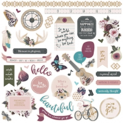 PROMO de -50% sur Stickers GYPSY ROSE Photo Play