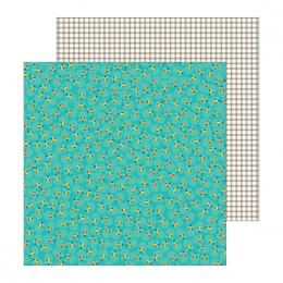 PROMO de -30% sur Papier imprimé Patio Party GLOW Pebbles