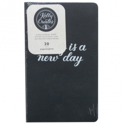 PROMO de -99.99% sur Insert cahier pour lettering Kelly Creates pages noires BLACK American Crafts