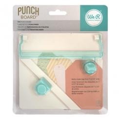 Commandez Planche Perforatrice TAG PUNCH BOARD We R Memory Keepers. Livraison rapide et cadeau dans chaque commande.