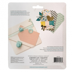 Punch Board We R Memory Keepers pour étiquettes TAG PUNCH BOARD par We R Memory Keepers. Scrapbooking et loisirs créatifs. Li...
