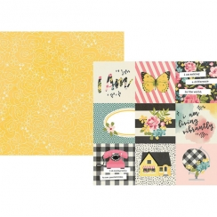 PROMO de -30% sur Papier imprimé I Am 4x4 ELEMENTS Simple Stories