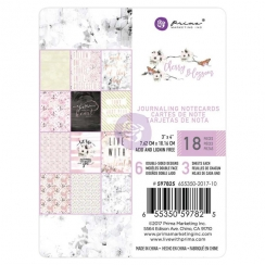 Cartes journaling Cherry Blosom