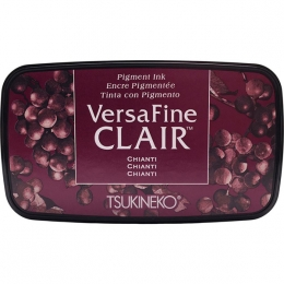 Encre Versafine Clair CHIANTI