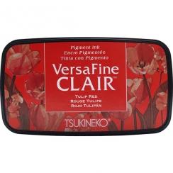 Encre Versafine Clair TULIP RED