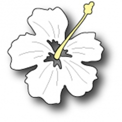 Outils de découpe HIBISCUS FLOWER par Memory Box. Scrapbooking et loisirs créatifs. Livraison rapide et cadeau dans chaque co...