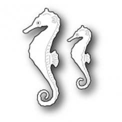 Outils de découpe SWIMMING SEAHORSES
