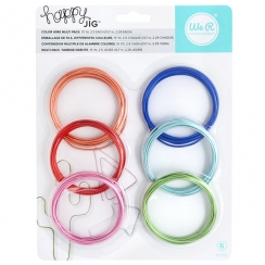 Set de 6 fils de fer COLOR WIRE