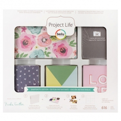 Kit de cartes Project Life CORE KIT SNAPSHOTS