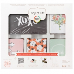 Kit de cartes Project Life CORE KIT RAD