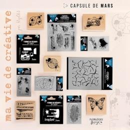 Pack complet capsule de Mars 2018