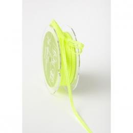 Ruban néon à couture JAUNE 4 mm par May Arts. Scrapbooking et loisirs créatifs. Livraison rapide et cadeau dans chaque commande.