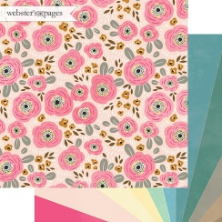 PROMO de -30% sur Papier imprimé My Happy Place SUNSHINE Webster's Pages