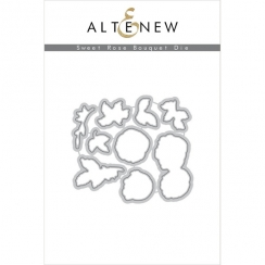 PROMO de -25% sur Outils de découpe SWEET ROSE BOUQUET Altenew