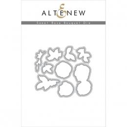 PROMO de -30% sur Outils de découpe SWEET ROSE BOUQUET Altenew