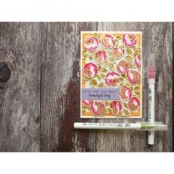 Outils de découpe SWEET ROSE BOUQUET