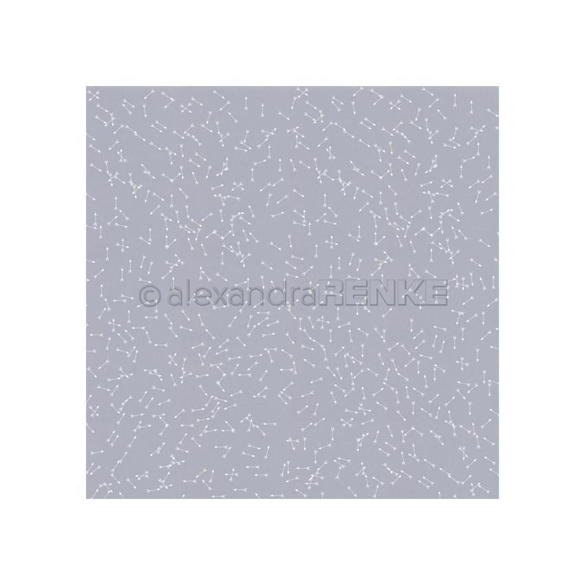 Papier calque imprimé FLÈCHES