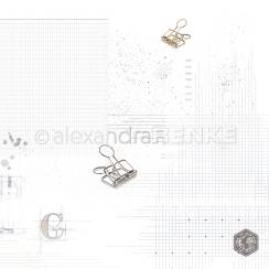 Papier imprimé PINCES
