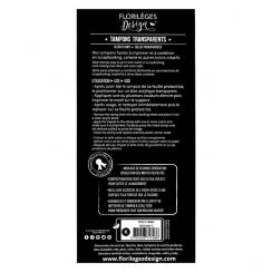 Tampons clear ALPHABET 2 par Florilèges Design. Scrapbooking et loisirs créatifs. Livraison rapide et cadeau dans chaque comm...