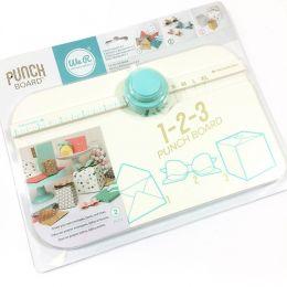 Punch Board We R Memory Keepers pour boites noeuds et enveloppes 123 par We R Memory Keepers. Scrapbooking et loisirs créatif...