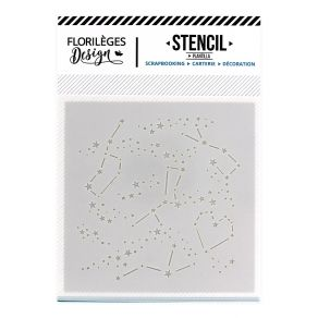 Pochoir CONSTELLATIONS