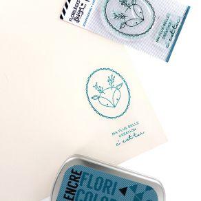 Tampons clear MA PLUS BELLE CRÉATION par Florilèges Design. Scrapbooking et loisirs créatifs. Livraison rapide et cadeau dans...