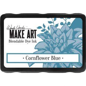 Encre dye Make Art CORNFLOWER BLUE par Ranger. Scrapbooking et loisirs créatifs. Livraison rapide et cadeau dans chaque comma...