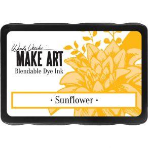 Encre dye Make Art SUNFLOWER par Ranger. Scrapbooking et loisirs créatifs. Livraison rapide et cadeau dans chaque commande.