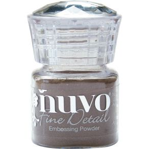 Poudre à embosser Nuvo Fine Detail COOPER BLUSH