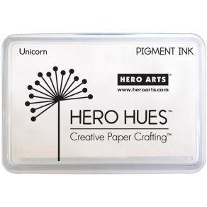 Encre blanche à séchage lent UNICORN par Hero Arts. Scrapbooking et loisirs créatifs. Livraison rapide et cadeau dans chaque ...