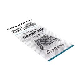 Tampons clear VIRÉE AU GRAND AIR par Florilèges Design. Scrapbooking et loisirs créatifs. Livraison rapide et cadeau dans cha...
