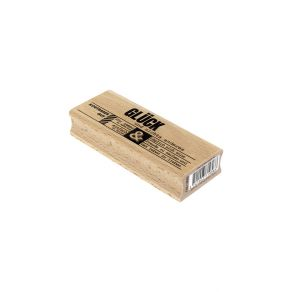 Tampon bois allemand UND NICHTS ANDERES par Florilèges Design. Scrapbooking et loisirs créatifs. Livraison rapide et cadeau d...