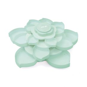 Fleur de rangement embellissements MINT par We R Memory Keepers. Scrapbooking et loisirs créatifs. Livraison rapide et cadeau...