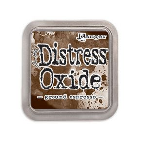 Encre Distress OXIDE GROUND ESPRESSO