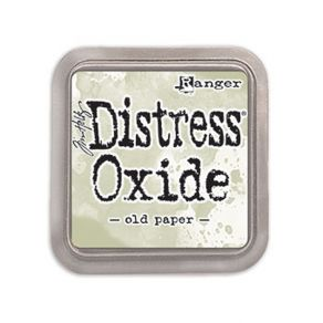 Encre Distress OXIDE OLD PAPER