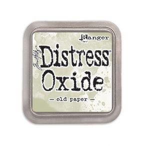 Parfait pour créer : Encre Distress OXIDE OLD PAPER par Ranger. Livraison rapide et cadeau dans chaque commande.