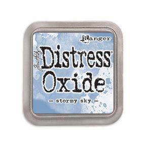 Parfait pour créer : Encre Distress OXIDE STORMY SKY par Ranger. Livraison rapide et cadeau dans chaque commande.